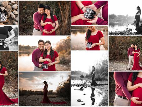 Roseville Maternity Photographer