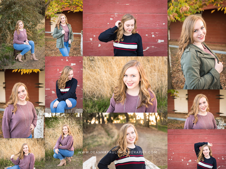 Senior Session Class of 2018