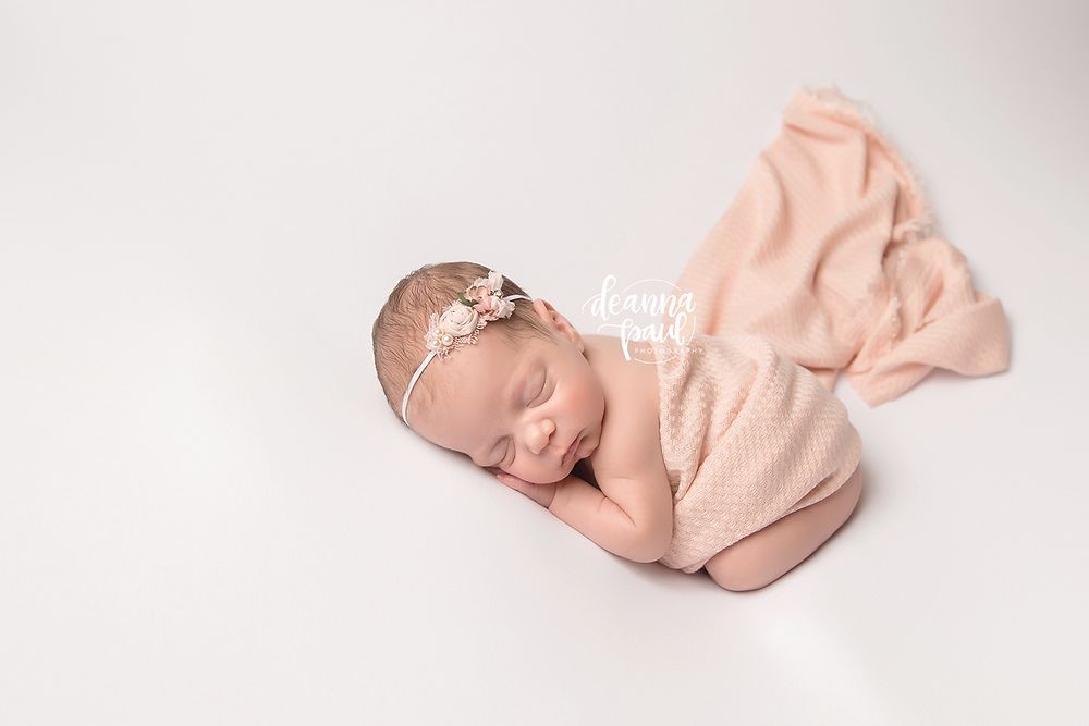 roseville newborn photographer