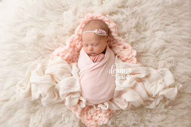 She was so awesome for her newborn only session with me i cant wait to see her again for a milestone session deanna paul photography roseville ca 95747