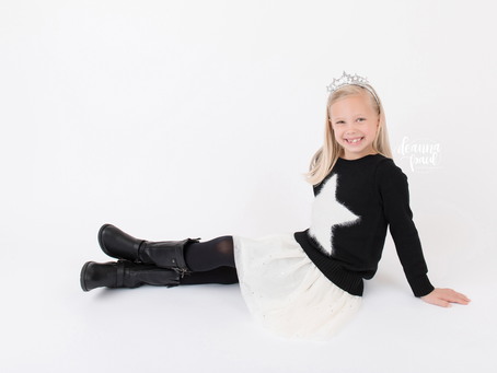 Roseville Childrens Photographer