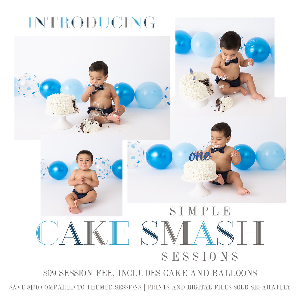 cake smash session