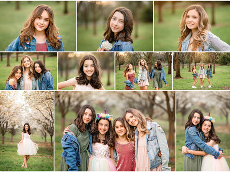 Outdoor Spring Session