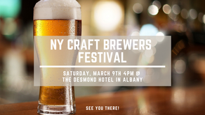 NYS CRAFT BREWERS FESTIVAL
