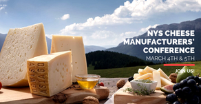 NYS CHEESE MANUFACTURERS CONFERENCE