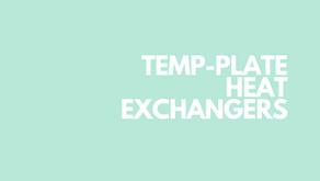 Temp-plate Heat Exchangers