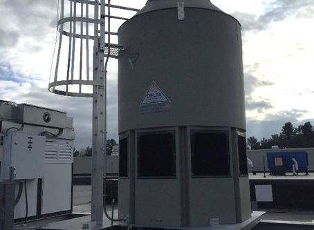 Free Cooling: Cooling Tower Used to Offset Chiller Load