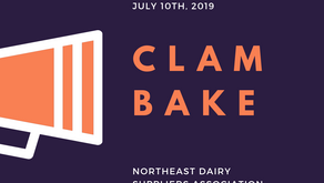 NDSA Clam Bake | July 10th, 2019