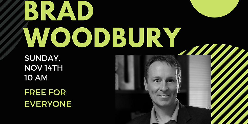 Laughter Heals with Brad Woodbury
