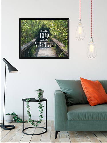 Seek the Lord | Room View | Shoption A