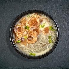 6. Beef Cartilage Soup