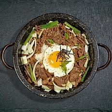 11. Bulgogi Rice Plate
