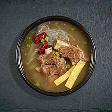 9. Back-Rib Soup