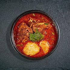 17. Potato & Pork Soup