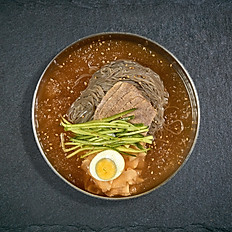 4. Noodle in Cold Broth