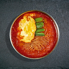 7. Spicy Beef Soup