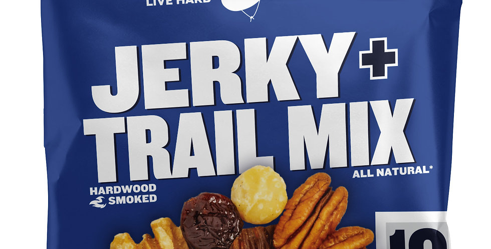 CHICKEN TERIYAKI JERKY TRAIL MIX (3 PACK)
