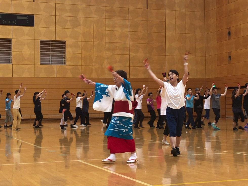 ダンス交流会