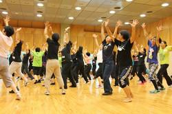 学校体育コース2日目 実技4