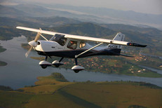 Ensaio em voo e fabrica out 2009 949_Eas