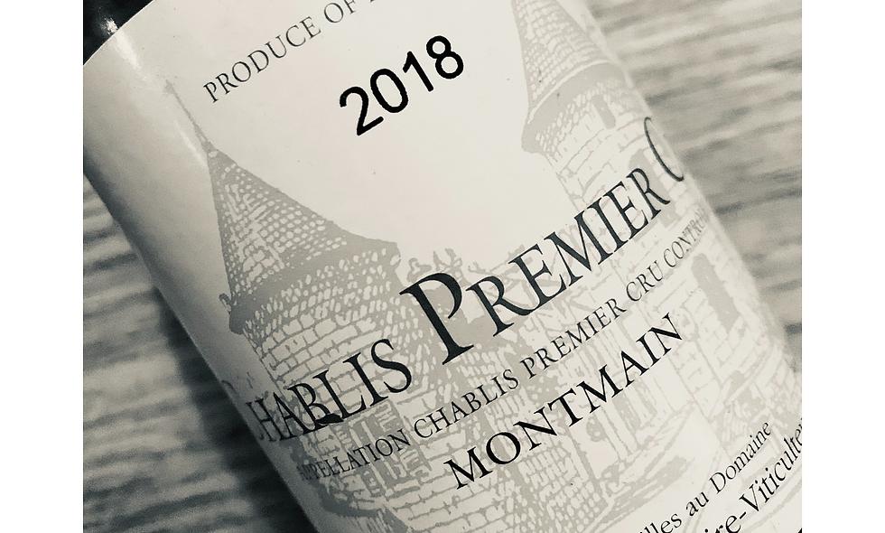 CHABLIS PREMIER CRU, MONTMAIN, Burgundy, France     375ml