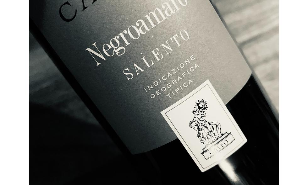 CALEO NEGROAMARO PUGLIA ITALY