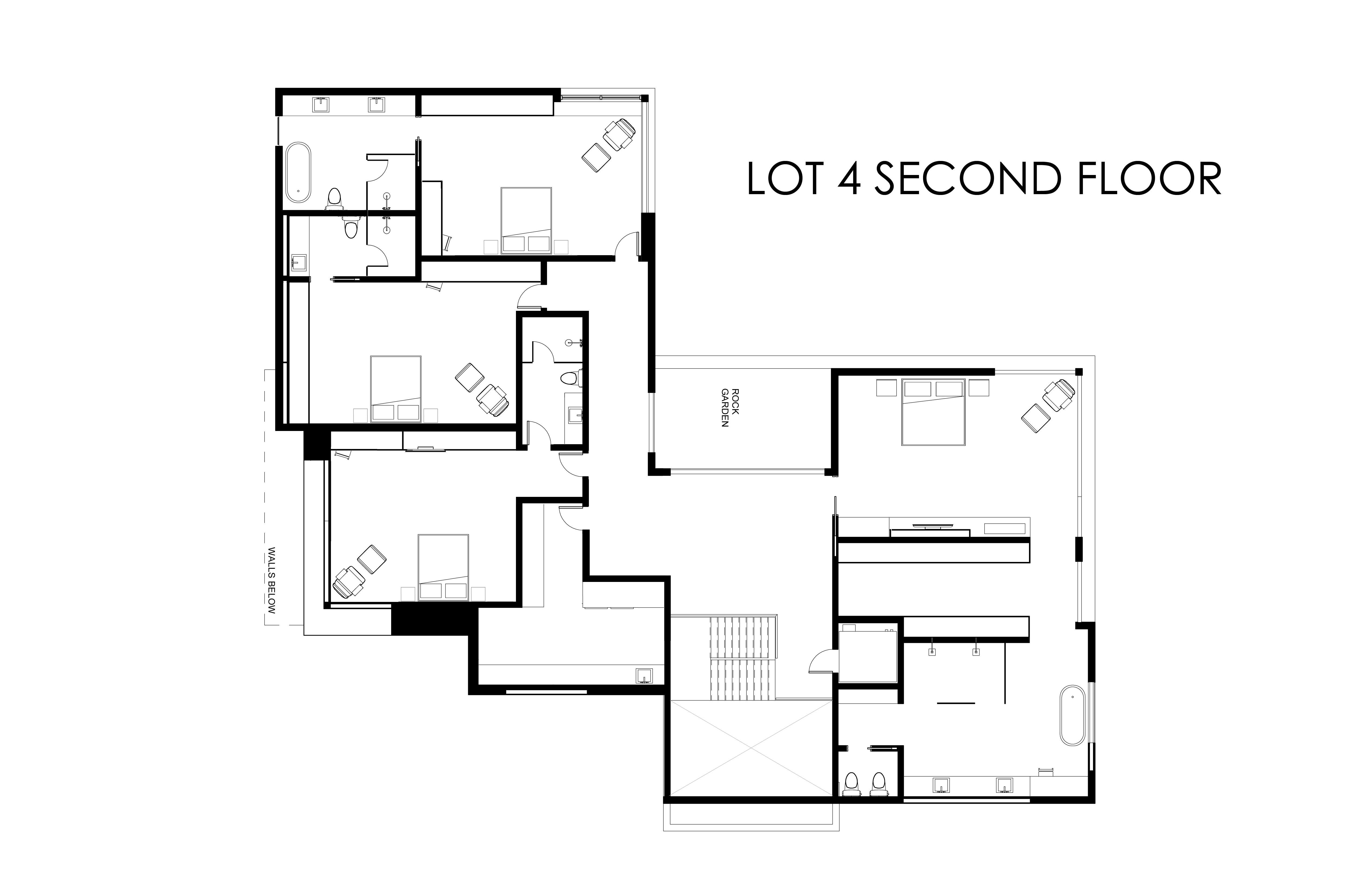 Lot 4  Second Floor