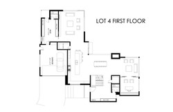 Lot 4  FIRST  Floor