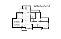 Lot 8  Basement