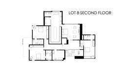 LOt 8  Second Floor