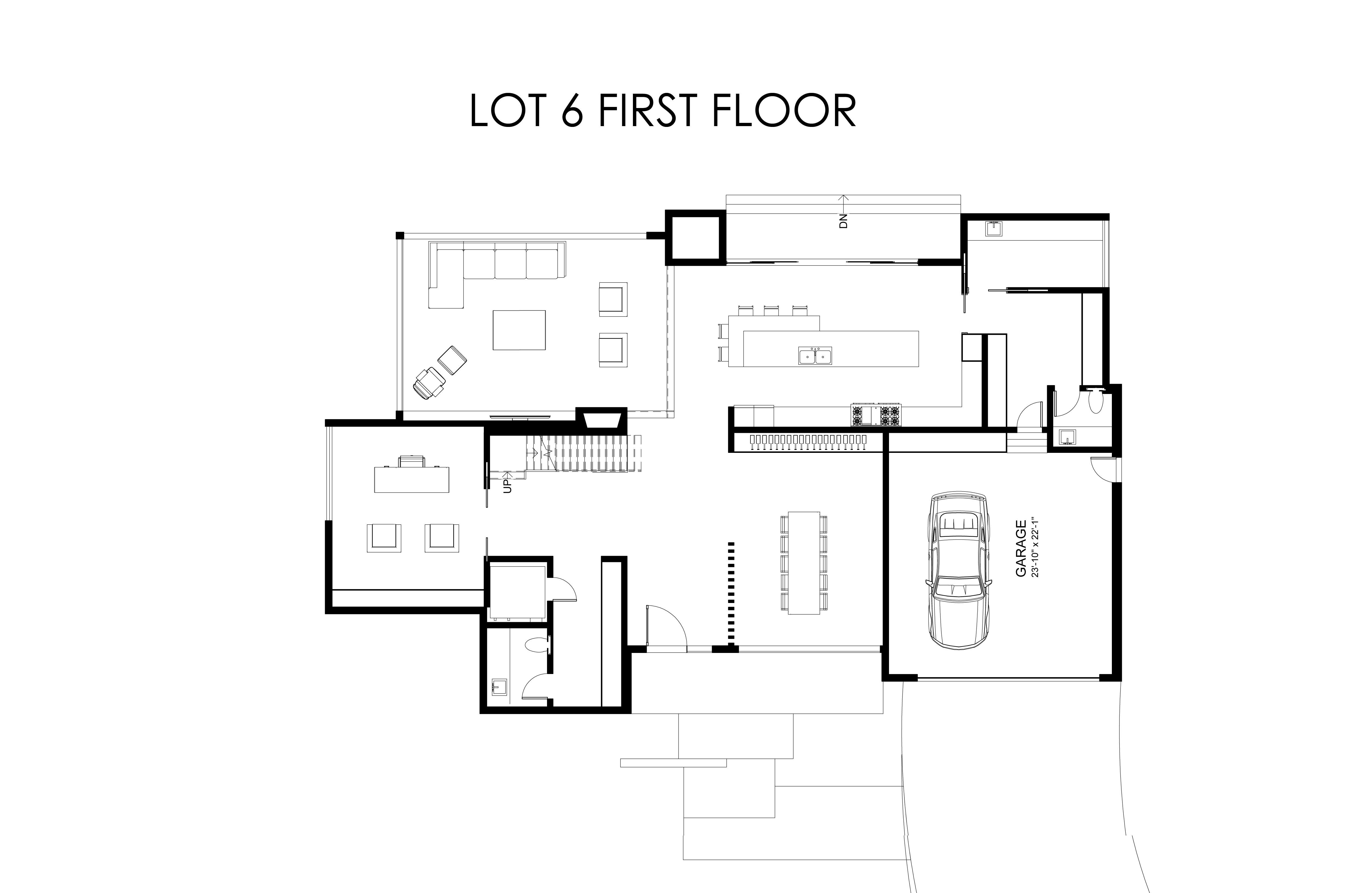 Lot 6  FIRST Floor