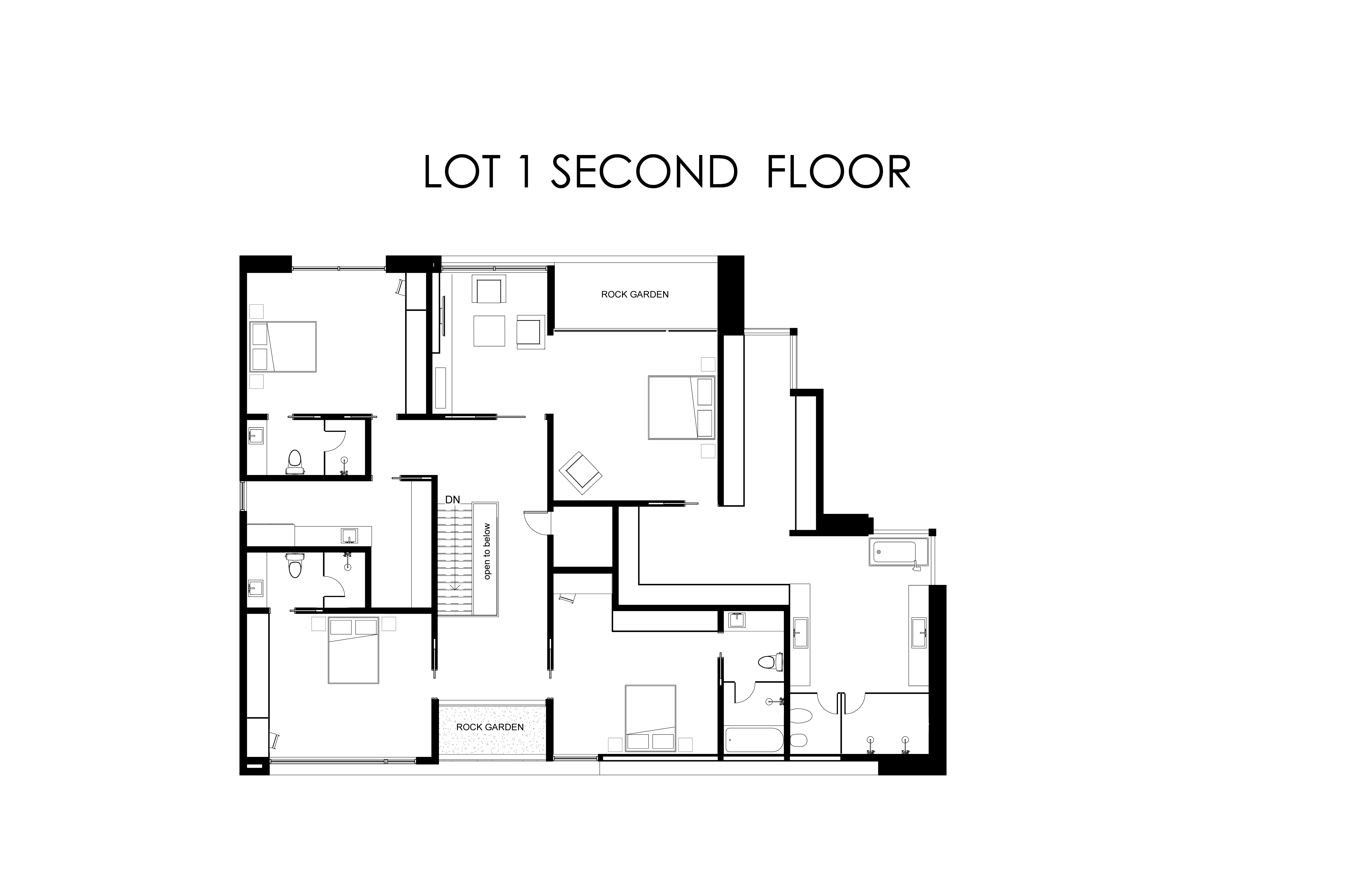 LOT 1  SECOND FlOOR2