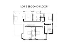 Lot 5  Second Floor