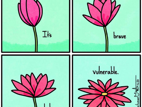 Vulnerability and Bravery - Naked Attraction