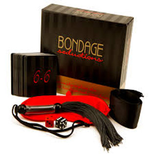 The Bondage Seductions Game Set
