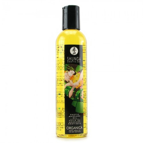Erotic Massage Oil 8oz/250ml in Organica