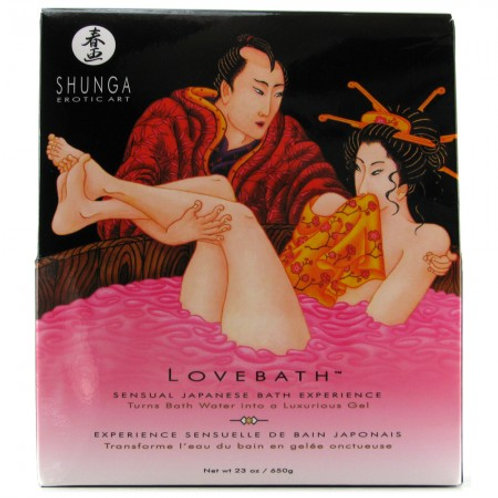 LoveBath in Dragon Fruit