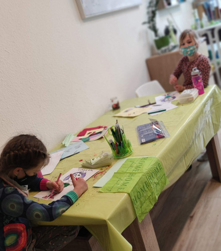 Kreatives bei Curious Kids