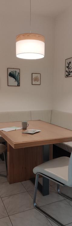 Nebenzimmer: ruhig und gemütlich