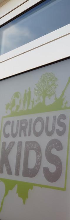 Curious Kids Fenster