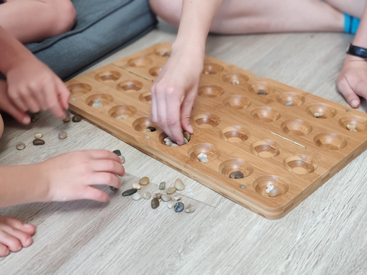 Afrikanisches Spiel