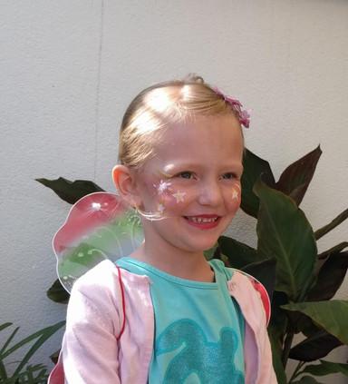 Kinderschminken: Fantasie