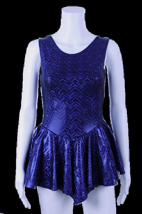 TSM Paillette Hologramme bleu nuit
