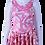 Thumbnail: TSM Paillette imprimé rouge blanc