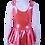 Thumbnail: TSM Paillette uni Orange rosé