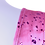 Thumbnail: TSM Paillette imprimé blanc fushia