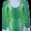 Thumbnail: JUSTAUCORPS Paillette Imprimé vert