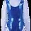 Thumbnail: JUSTAUCORPS Paillette Imprimé ton bleu
