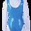 Thumbnail: JUSTAUCORPS Paillette Imprimé bleu floral