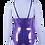 Thumbnail: MAILLOT Paillette uni violet